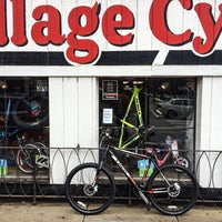 Photo taken at Village Cycle Center by Lorenzo S. on 4/9/2015
