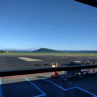 Photo taken at Rotorua International Airport (ROT) by Shiny on 10/17/2016