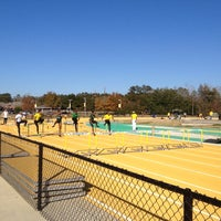 Photo taken at Southeastern Track and Field Complex by Damon S. on 11/30/2012