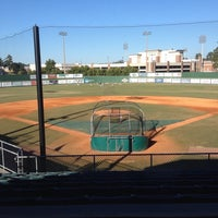 Photo taken at Pat Kenelly Diamond at Alumni Field - SLU Baseball by Damon S. on 10/25/2013