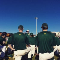 Photo taken at Pat Kenelly Diamond at Alumni Field - SLU Baseball by Damon S. on 1/27/2015