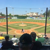 Photo taken at Pat Kenelly Diamond at Alumni Field - SLU Baseball by Damon S. on 5/2/2015