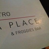 Photo taken at Froggies by Jonathan R. on 7/12/2013