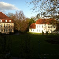 Photo taken at Parkhotel by Tanja M. on 4/14/2014