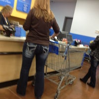 Photo taken at Walmart Supercenter by Stephen B. on 12/4/2013