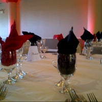 Photo taken at Wedgewood Wedding & Banquet by Russell M. on 12/27/2012