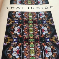 Photo taken at Thai Inside by Olaf H. on 6/7/2013