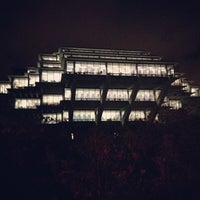 Photo taken at Geisel Library by Christian M. on 11/19/2012