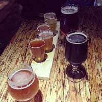 Photo taken at Mike Hess Brewing by Christian M. on 8/18/2013
