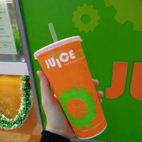Photo taken at Juice Works by C Y. on 12/29/2016