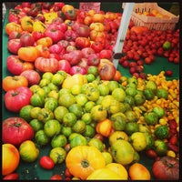 Photo taken at Divisadero Farmers' Market by Ron H. on 8/18/2013