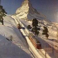 Photo taken at The Matterhorn Swiss Restaurant by Ron H. on 12/19/2014