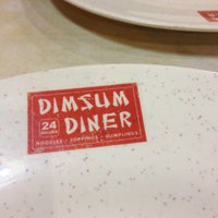 Photo taken at Dimsum Diner by クリスタル A. on 3/27/2014