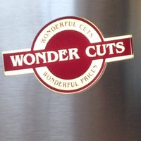 Photo taken at Wonder Cuts by Dion H. on 8/13/2013