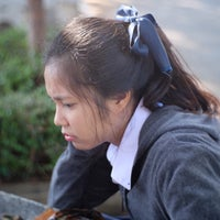 Photo taken at อาคารราชนิทัตวิทยา ตึก6 by _gee_ on 12/27/2016