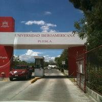 Photo taken at Universidad Iberoamericana Puebla by Ma Alejandra L. on 10/6/2012