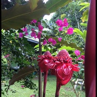 Photo taken at Honua Lani Gardens Kauai by Jai R. on 7/14/2014