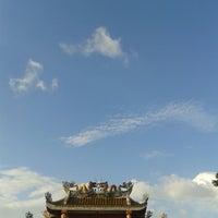 Photo taken at ศาลเจ้าซำปอกง ทุ่งสง by UMAWADEE K. on 1/14/2015