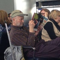 Photo taken at JetBlue by William F. on 12/5/2013