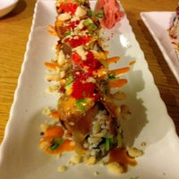 Photo taken at Sushi Zen by William F. on 12/8/2012