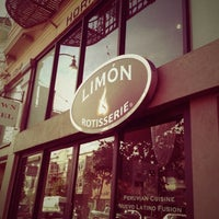 Photo taken at Limon Rotisserie by William F. on 12/8/2012