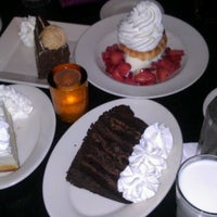 Photo taken at The Cheesecake Factory by Cuca A. on 10/15/2012