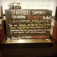 Photo taken at Starbucks by Callie L. on 6/1/2013