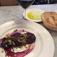 Photo taken at Le Verdure @ Eataly by Andrew C. on 12/29/2016