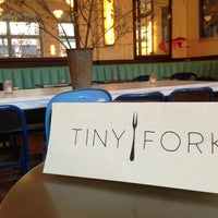Photo taken at Tiny Fork by Andrew C. on 5/4/2013