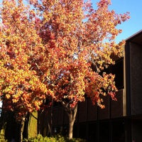 Photo taken at Weaver Hall by Alicia N. on 10/17/2012