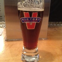 Photo taken at Victory Brewing Company by Rich M. on 12/14/2012