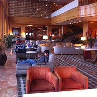 Photo taken at The Westin New Orleans Canal Place by Sean C. on 3/22/2013