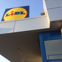 Photo taken at Lidl by Alexey M. on 9/29/2016