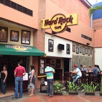 Photo taken at Hard Rock Cafe Margarita by Ramón Alberto R. on 6/22/2013