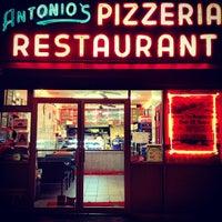 Photo taken at Antonio's Pizzeria by Adjua G. on 1/19/2013