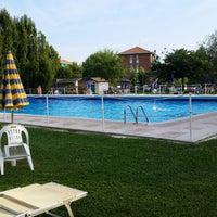 Photo taken at Piscina Felizzano by Maurizio C. on 8/10/2014