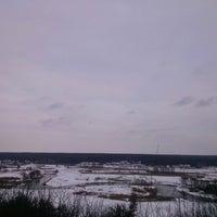 Photo taken at Биостанция в Гайдарах by Elenka L. on 1/3/2015
