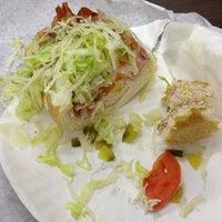 Photo taken at Pizza Palace by Christi K. on 9/22/2013