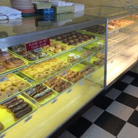 Photo taken at MJ's donuts by Adam P. on 4/29/2016