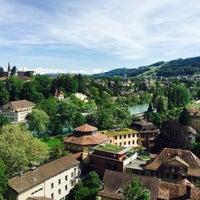 Photo taken at Bern - interlaken by Kabilen S. on 5/21/2016