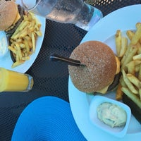 Photo taken at Sea Point Restaurant & Bar by Melina P. on 6/25/2016