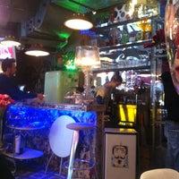 2/20/2013 tarihinde Yiğit T.ziyaretçi tarafından Fes Cafe'de çekilen fotoğraf