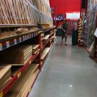 Photo taken at Bunnings Warehouse by Nami B. on 1/20/2013