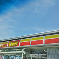 Photo taken at デイリーヤマザキ みさと団地店 by GATTACA on 5/3/2015