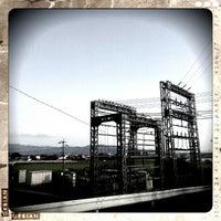 Photo taken at 西鉄 味坂変電所 by GATTACA on 3/31/2013
