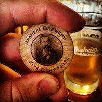 9/1/2013에 Hunter G.님이 Anaheim Brewery에서 찍은 사진