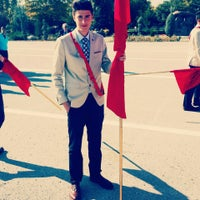 Photo taken at Ankara Eski Hipodrum/AKM by Burak T. on 10/29/2015