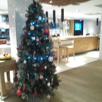 Photo taken at Holiday Inn London - Brentford Lock by Jeremy S. on 12/17/2014