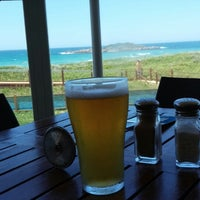 Photo taken at Coffs surf club by Jeremy S. on 2/19/2014