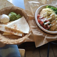 Photo taken at Qdoba Mexican Grill by Maria P. on 6/14/2015
